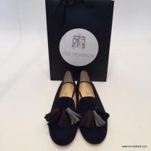 Scho Shoes Ziegenvelour