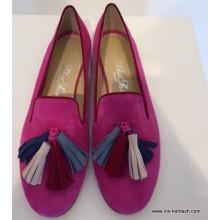 Alassio Ziegenvelour von Scho Shoes