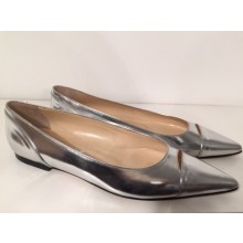 Balelrina Scho Shoes Farbe silber