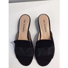 Sandale flach von Iris Horbach Farbe schwarz