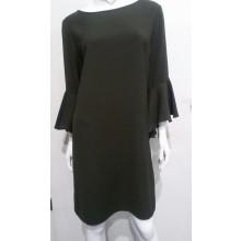 Kleid Farbe schwarz von Iris Horbach