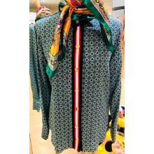 Hemd aus Viskose Eigenlabel Iris Horbach