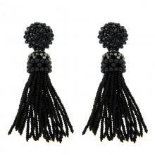 Clipohrringe von sweet de luxe Farbe schwarz